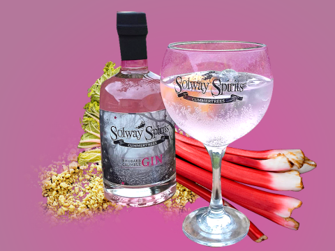 There's a rhubarb crumble gin and now we all we need is some custard-flavoured tonic