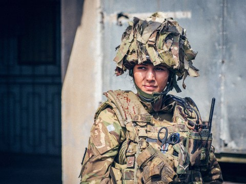 Crew member of BBC's Our Girl 'minutes' away from death after poisonous spider bite