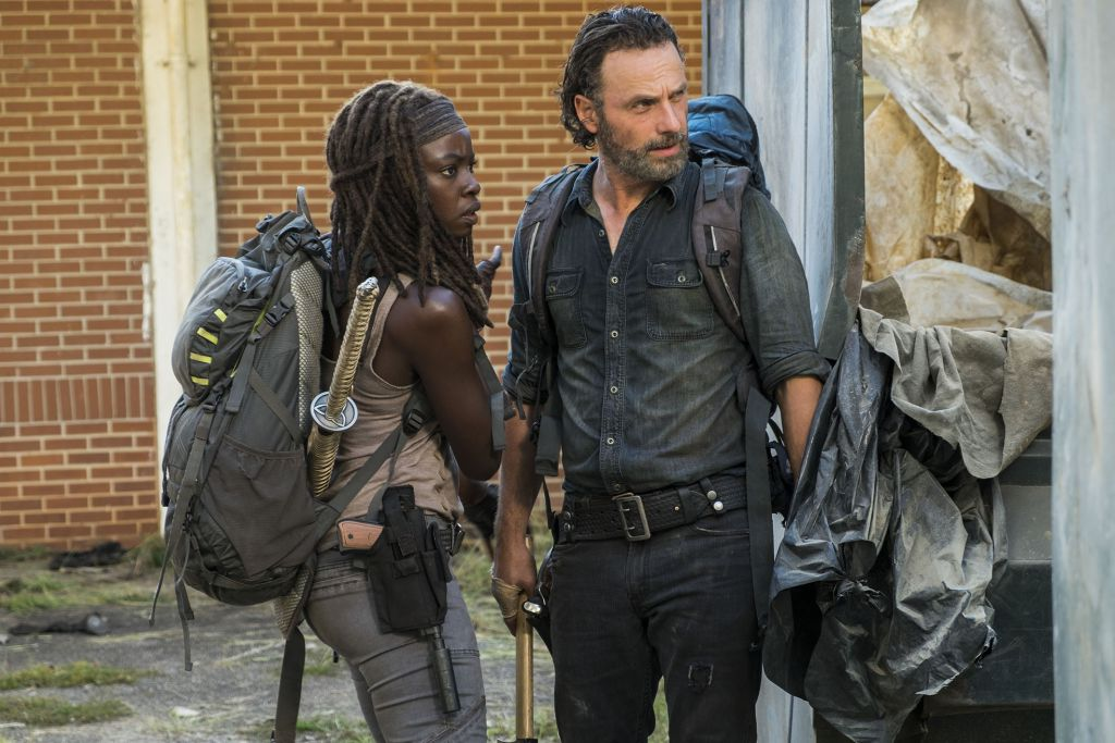 The Walking Dead: Danai Gurira says season 8 is 'unpredictable' and teases surprising clashes
