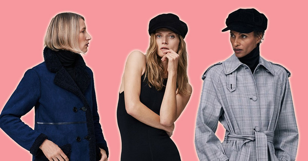 Zara's latest campaign only features models over the age of 40