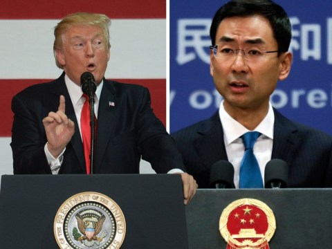 China and the US at odds over response to North Korea