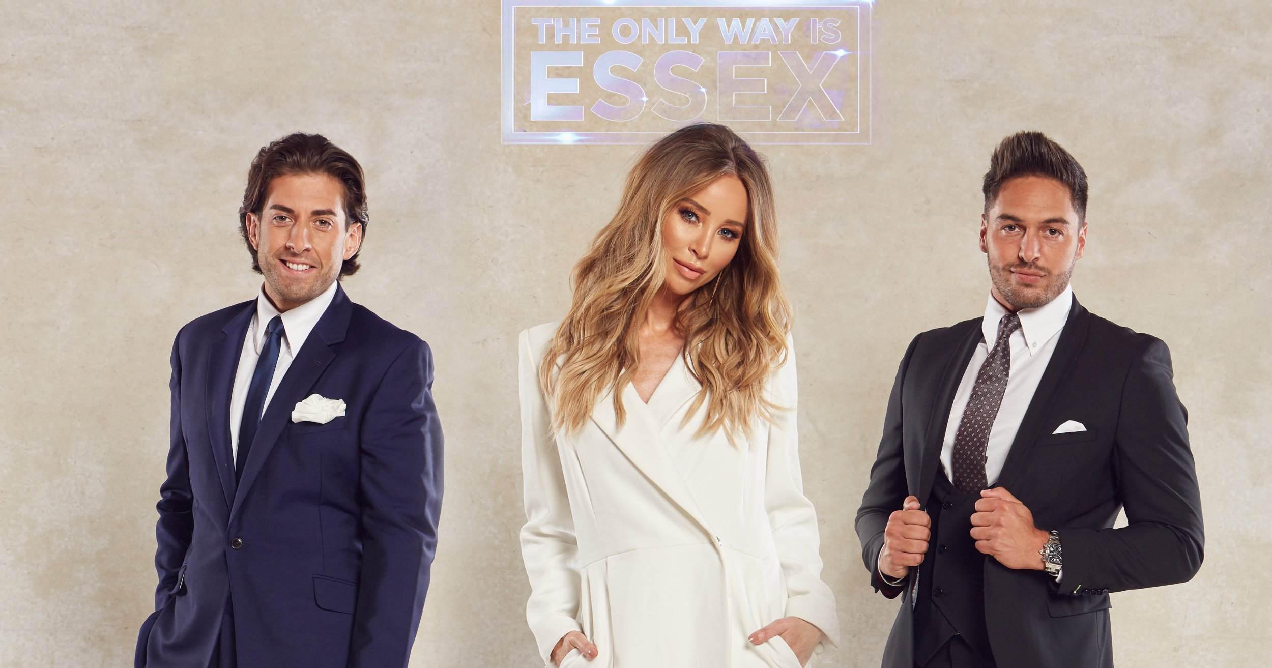 James Argent, Lauren Pope and Mario Falcone prove The Only Way IS Essex as they return for new series