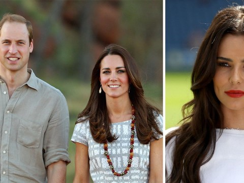Cheryl leads celeb tributes as Kate Middleton and Prince William reveal baby news