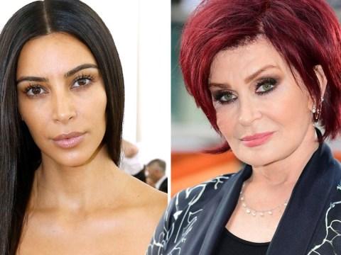 Sharon Osbourne claims Kim Kardashian is a 'ho', not a feminist