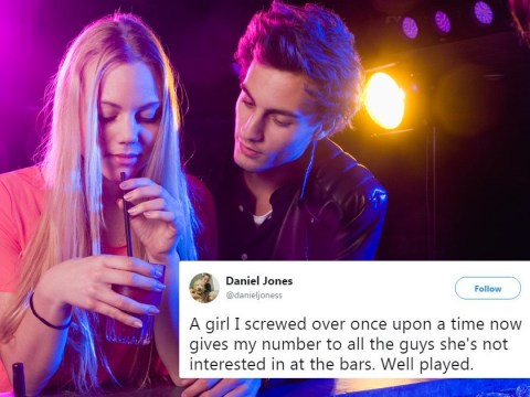 Girl gets revenge on cheating ex by giving out his number to random guys