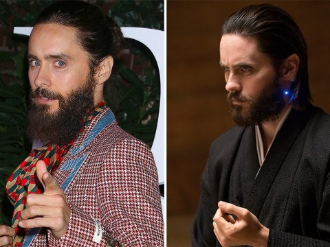 Blade Runner director compares Jared Leto to Jesus as he 'blinds himself' for role