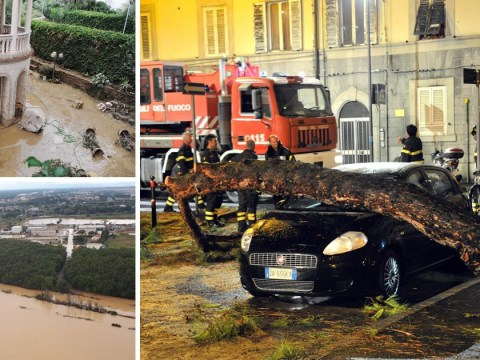 At least six dead after Italy hit by heavy rainfall and flooding