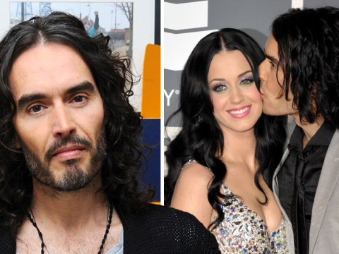 Russell Brand 'willing and open' to being friends with 'extraordinary' Katy Perry – as he calls their divorce 'trivial'