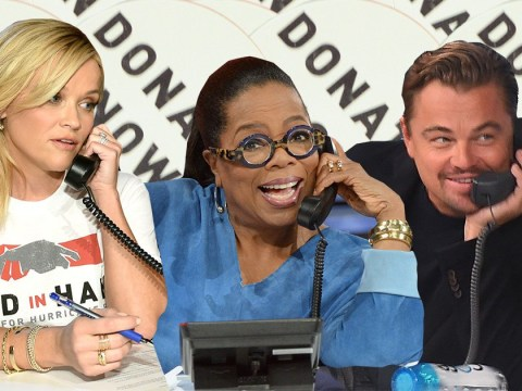 Everything that happened at the hurricane relief telethon attended by the likes of Stevie Wonder, Reese Witherspoon and Leonardo DiCaprio