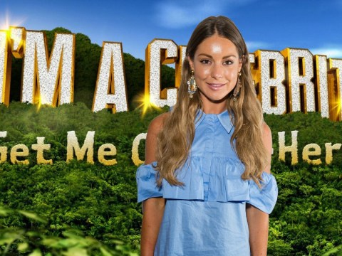 Louise Thompson is desperate to get on I'm A Celebrity but she's too late for Strictly