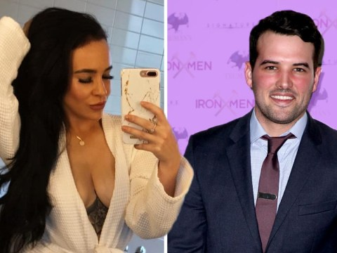 Stephanie Davis and Ricky Rayment spark romance rumours with flirty fishing exchange