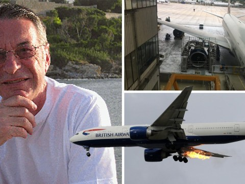 Man has worst flight ever as it takes 33 hours to get to Athens and one plane set on fire