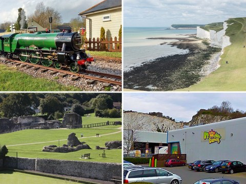 Outside the Brighton bubble: 9 places to visit with kids in East Sussex