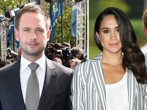 Meghan Markle's Suits co-star sad he lives in a world where he can't talk about her openly