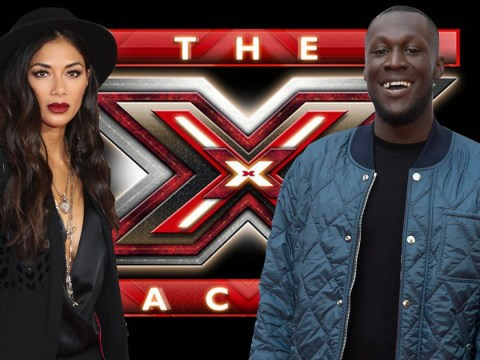 X Factor's Nicole Scherzinger picks Stormzy to help her out at Judges' Houses