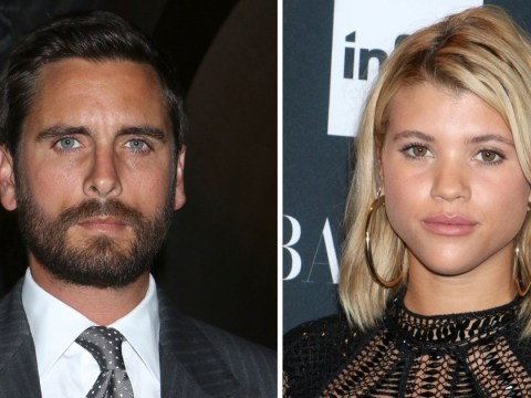 Lionel Richie's daughter Sofia is 'smitten' with Scott Disick after insisting the pair were just 'homies'