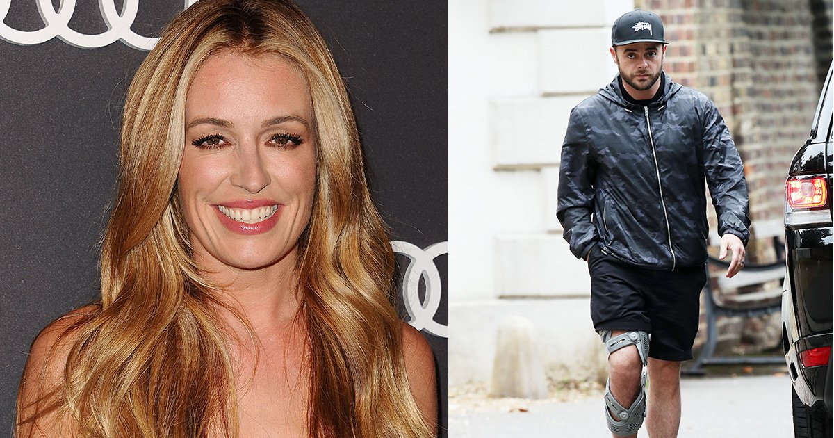 'I didn't know anything': Cat Deeley speaks out about Ant McPartlin's rehab stay