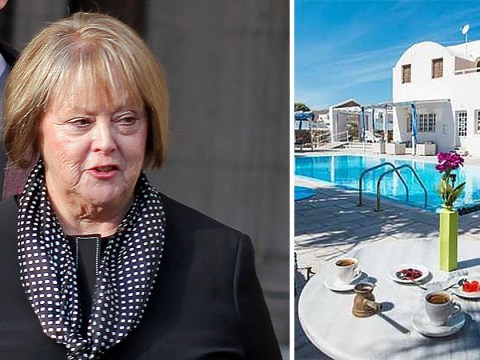 Hotel tried to victim shame gran who fell over saying she was 'staggering drunk'