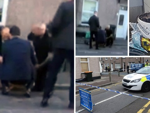 Images emerge of Parsons Green arrest as police close in on two more suspects