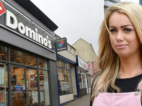 Couple in court for 'having sex against Domino's counter while waiting for pizza'