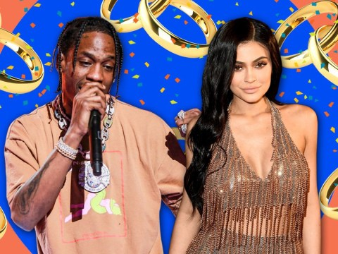 Kylie Jenner and Travis Scott not ready for marriage but trying to 'figure out relationship' ahead of baby