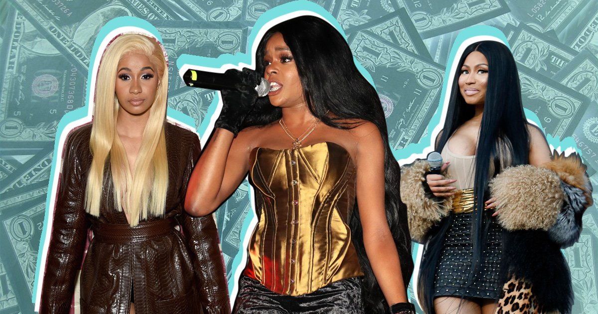 Cardi B responds to Azealia Banks' 'poor man's Nicki Minaj' jab with knockout video