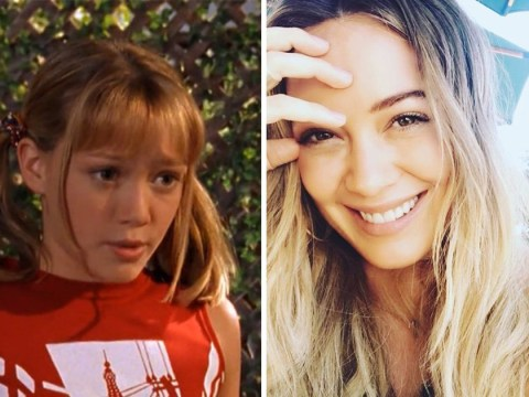 Lizzie McGuire's Hilary Duff just turned 30 and you're old