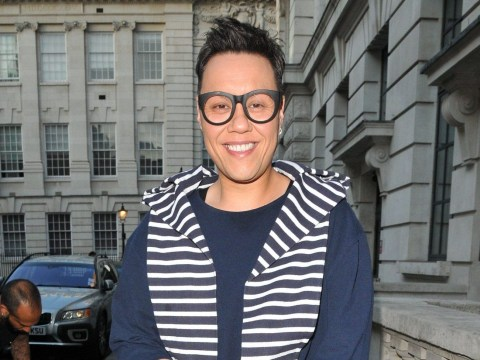 'Bon voyage, d**kheads': Gok Wan brilliantly responds to being victim of a homophobic attack