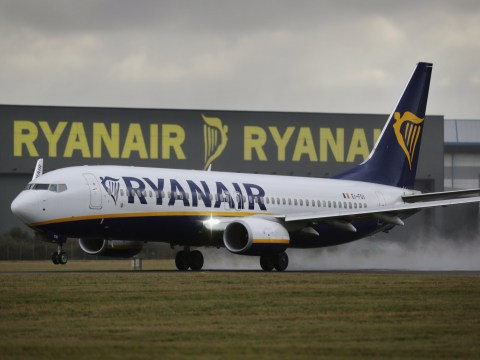 Tourists thrown off Ryanair flight after shouting 'Allahu Akbar' and joking they had a bomb