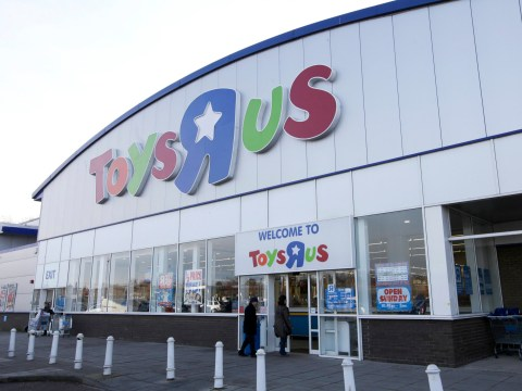 Toys 'R' Us files for bankruptcy before Christmas