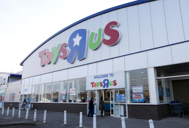 toys r us coming back 2020