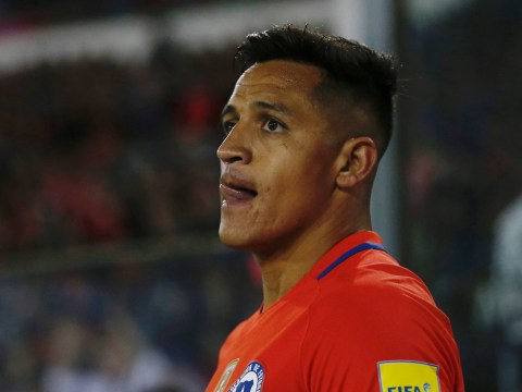 Alexis Sanchez 'tired of being criticised' after Chile defeat in World Cup qualifying