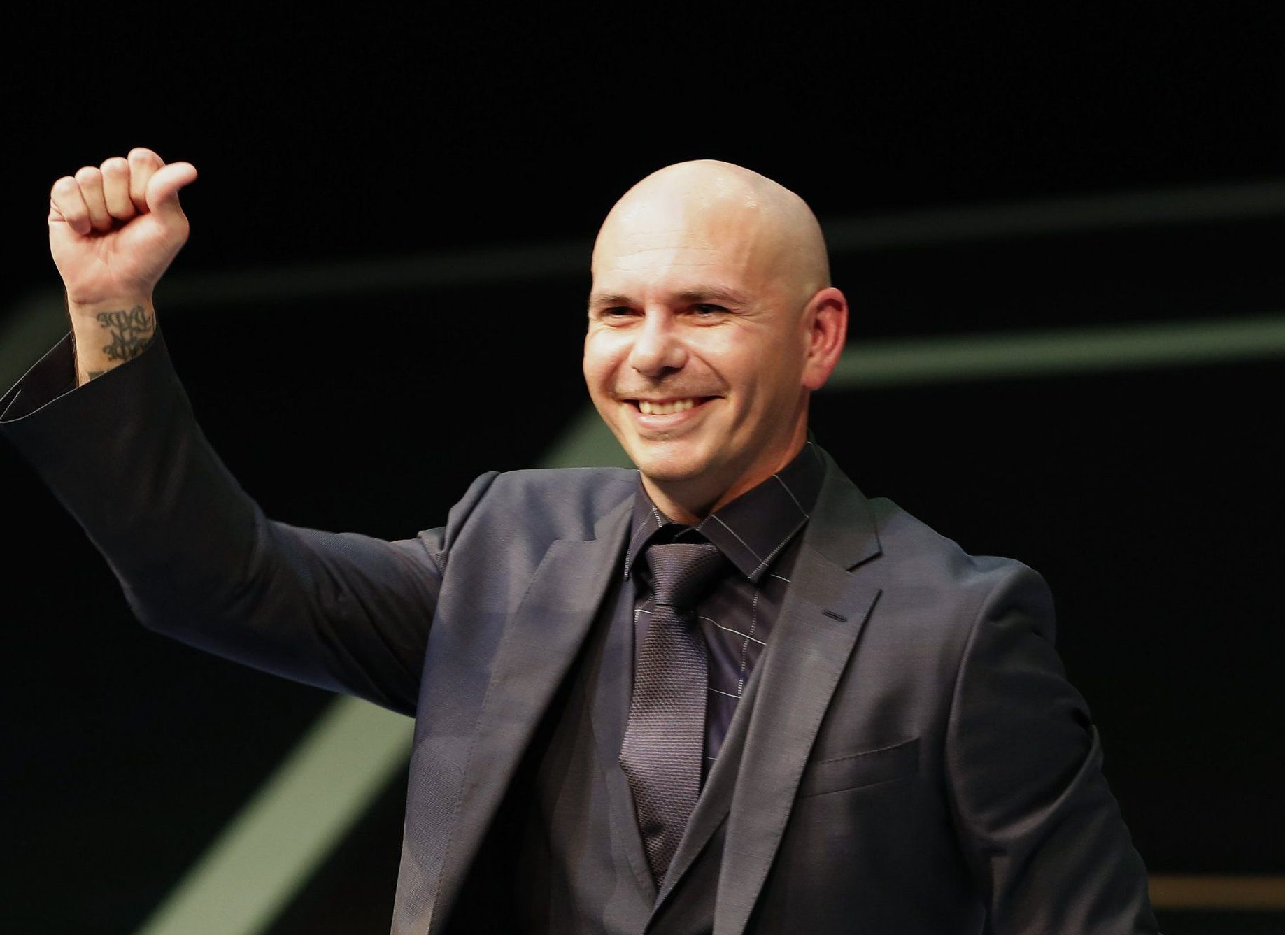 Pitbull lends private jet to help cancer patients in hurricane-torn Puerto Rico