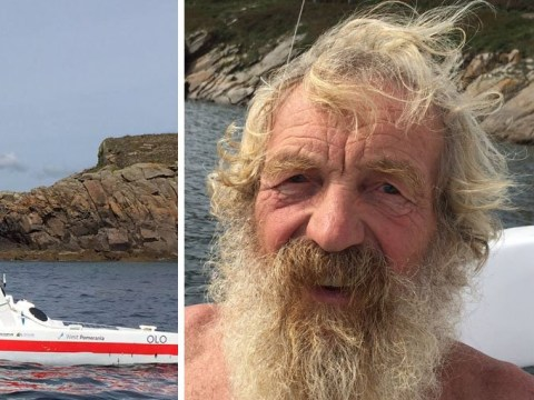 Pensioner, 70, successfully paddles across the Atlantic in a kayak – for the third time