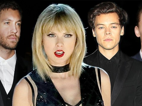 Fans are convinced Taylor Swift is shading exes Calvin Harris and Harry Styles in Ready For It