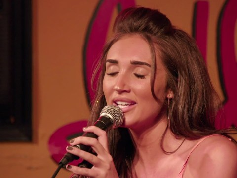 Megan McKenna will have 'less screen time' on TOWIE to pursue her country music career