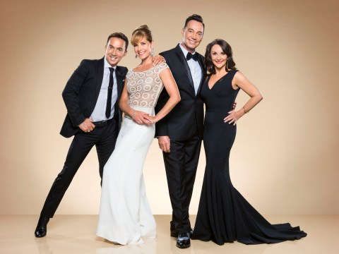 The yearly Strictly Come Dancing judges glam shots are here and they're looking fab