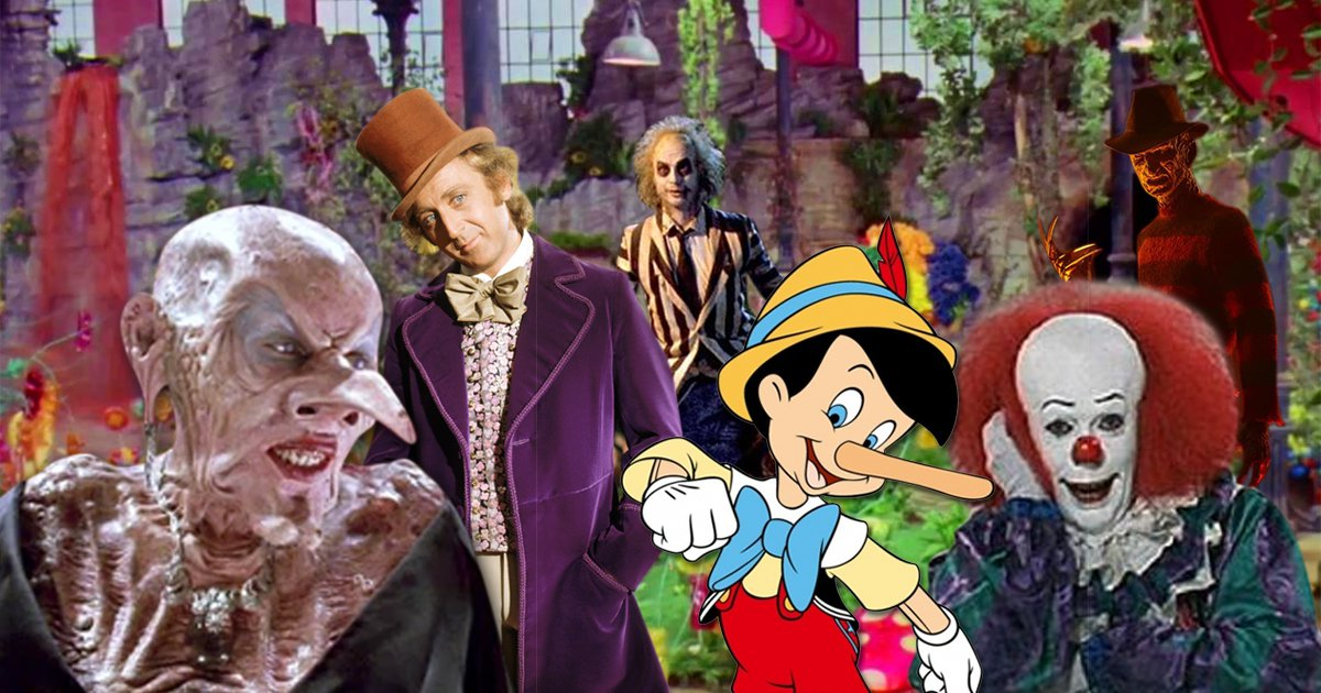 11 films that scared the absolute bejesus out of us when we were kids