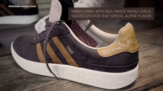 2c5bd2d7e60 Adidas bring out vomit-and-beer repellent trainers for Oktoberfest ...