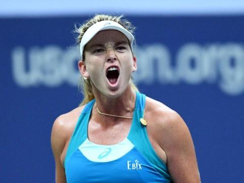 Coco Vandeweghe downs Karolina Pliskova to hand Garbine Muguruza world No. 1 spot