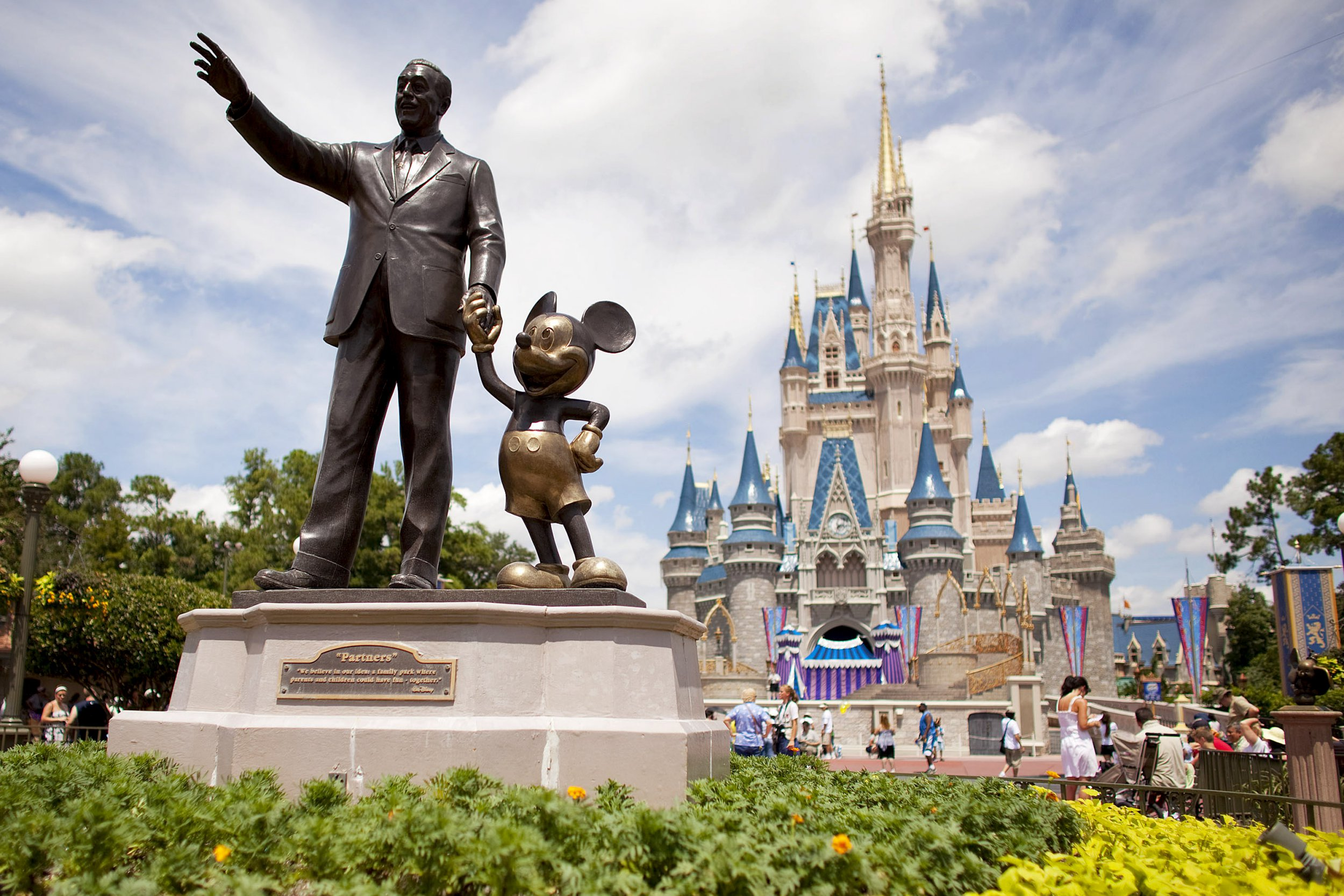 Disney's net worth following the huge deal to buy Fox