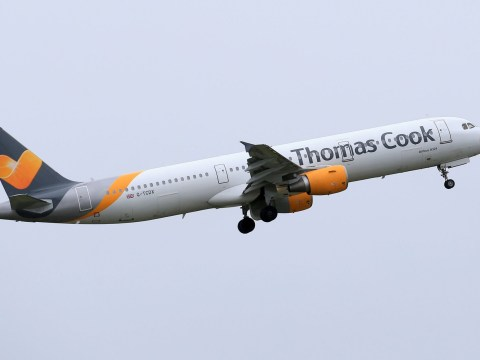 Thomas Cook pilots stage 24-hour walkout following dispute over pay