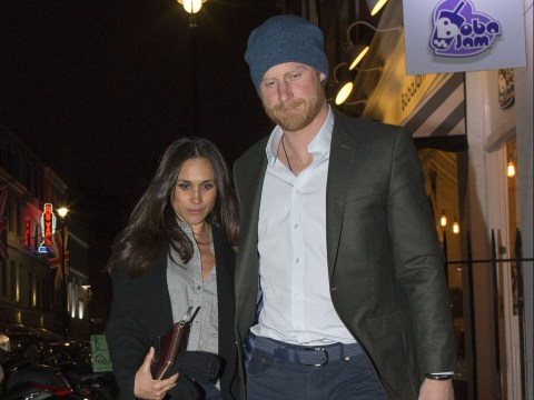 Meghan Markle and Prince Harry's first royal engagement together expected this month