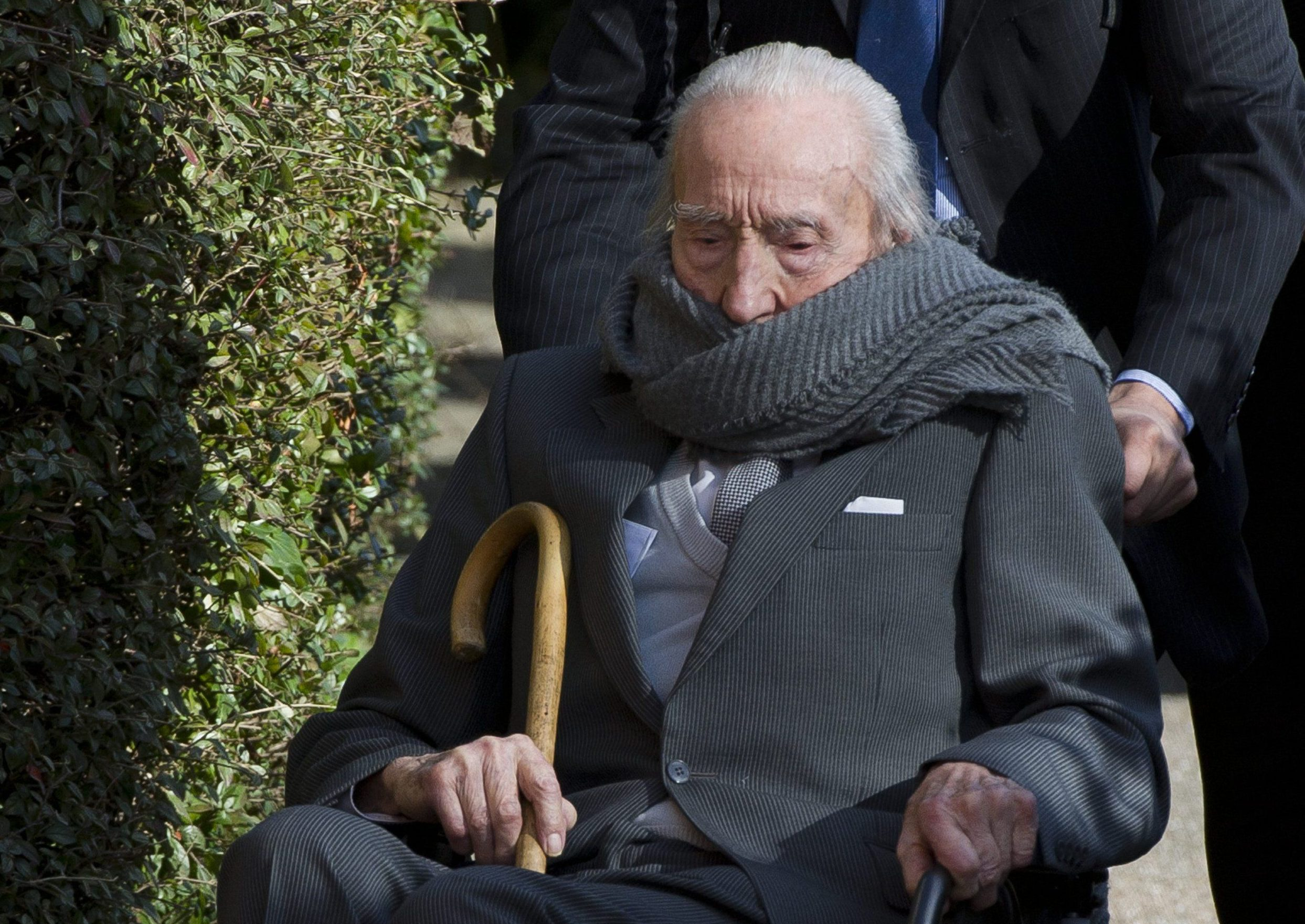 101-year-old paedophile ordered to pay victim £25,000