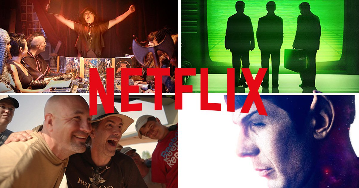 10 geeky films on Netflix that everyone should watch