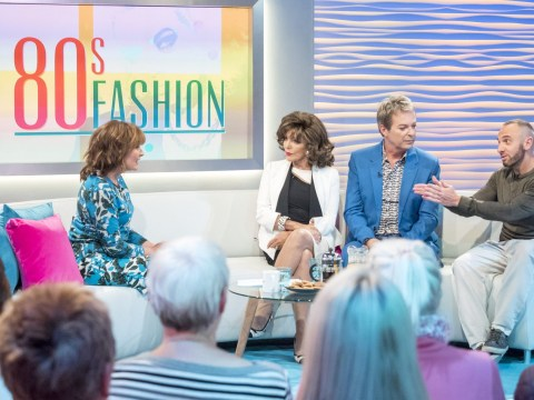 The Lorraine Kelly show confirms the new live audience is here to stay