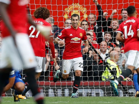 Incredible Anthony Martial and Henrikh Mkhitaryan stats highlight contrast with last season