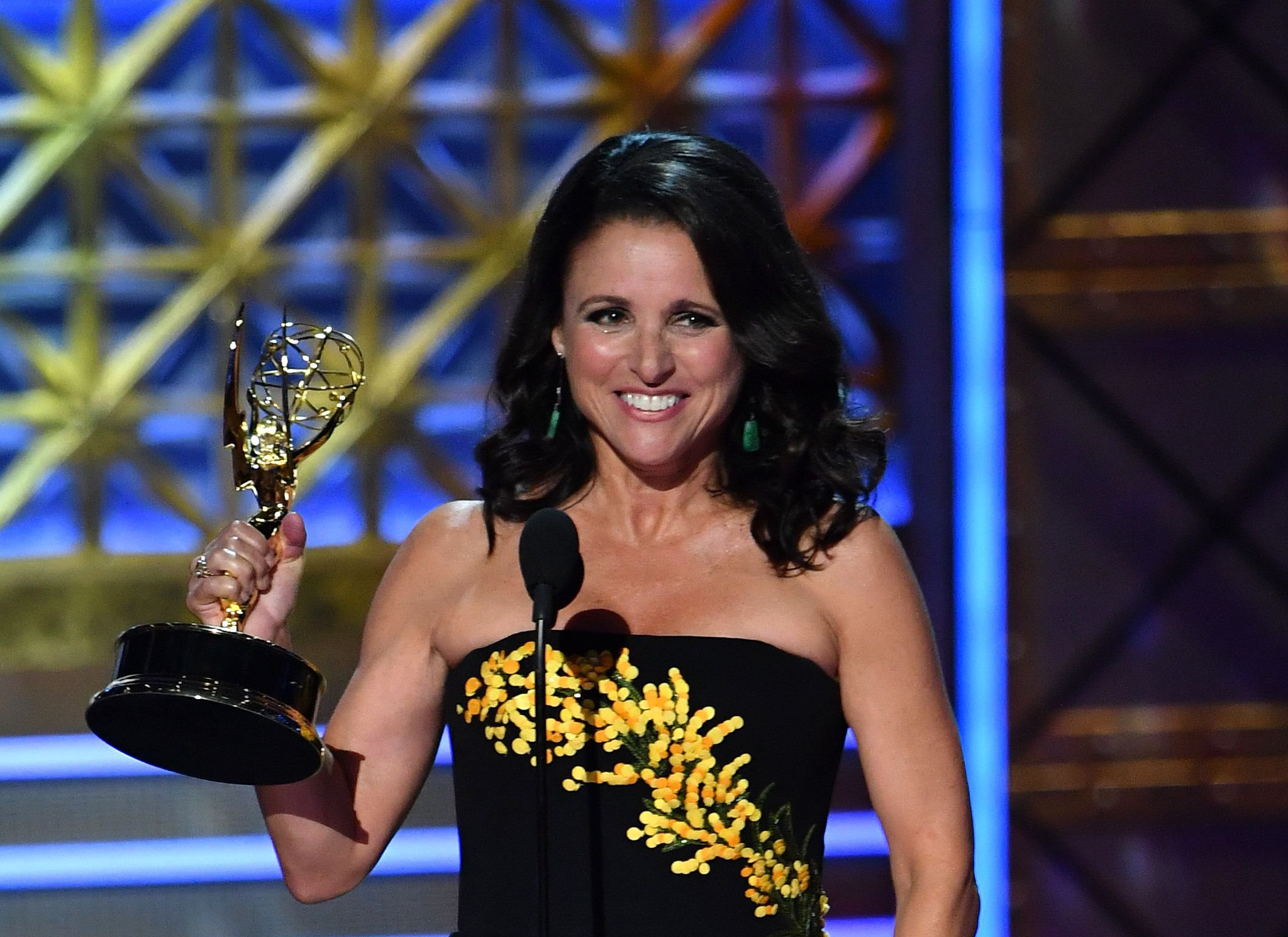 Veep's Julia Louis-Dreyfus reveals she has breast cancer in emotional letter calling for universal healthcare