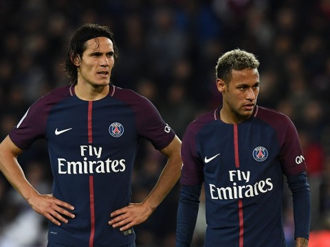 Dani Alves explains what really happened following Neymar and Edinson Cavani controversy