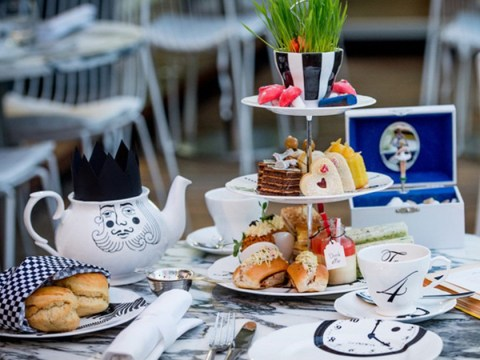 A Mad Hatters tea party is happening in London and you won't want to be late for it